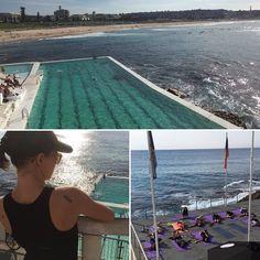 My Sunday morning walk from Bondi to Bronte #balancegeelong #balancedlife #activewear #athleisure #athfash #activeliving #fitspiration #fitfashion #fitness #fitspo #bondi #bronte #bonditobronte #yoga #icebergs #lurvsportswear by balancegeelong http://ift.tt/1KBxVYg