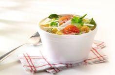 Noedelsoep met groenten - Lekker van bij ons !