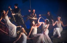 ★★★★ - The Odyssey review at Wilton's Music Hall – 'high-calibre rock'n'roll ballet'