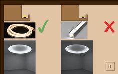 Interior Design Guide, Interior Work, Interior Exterior, Room Interior, Interior Design Living Room, Hidden Lighting, Cove Lighting, Shop Lighting, Modern Lighting Design