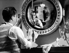 dirk bogarde in the servant clara bow in wings the