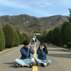 Cute Couple Art, Best Couple, Beautiful Couple, Couple Ulzzang, Korean Boys Ulzzang, Cute Couples Goals, Couple Goals, Korean Best Friends, Couple Aesthetic