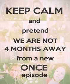 Take a deep breath, close your eyes, and plunge into the abyss that's right in front of you... hiatus, here we come!