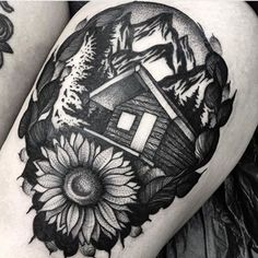 By @kellyviolence  To submit your work use the tag #btattooing  And don't forget…