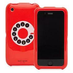 [cases] ksny retro rotary dial iPhone case $40.