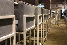The 9660 bar height stools from the Comida collection. Visit at #NeoCon2013 in showroom 11-111 to learn more.