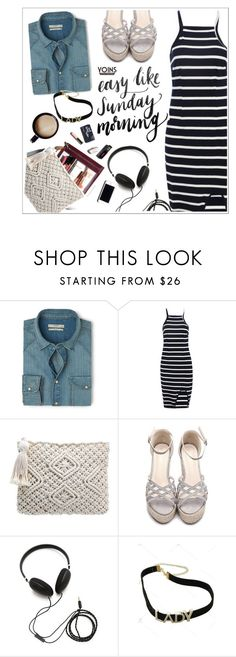 """Sunday morning"" by teoecar ❤ liked on Polyvore featuring MANGO MAN and Molami"