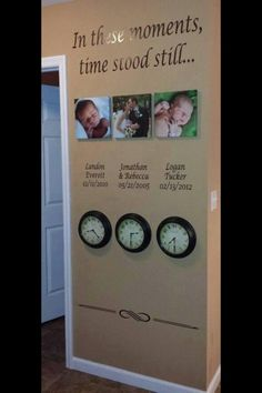 I want this for my kids. So beautiful and meaningful, not only for the parents but for the kids.