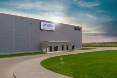 Arvato eröffnet neues Distributionszentrum in Polen - https://www.logistik-express.com/arvato-eroeffnet-neues-distributionszentrum-in-polen/