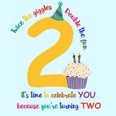 Whatsapp Two Fold Wishes To The Proud Parents Celebrating 2nd Birthday Of