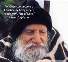 Bible Quotes, Words Quotes, Bible Verses, Pray Always, Trust In Jesus, Saint Quotes, Orthodox Christianity, Catholic Saints, Orthodox Icons