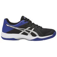ASICS GEL-Tactic indoorschoenen  Description: De eerste keuze bij volleybal squash en badminton zijn de GEL-Tactic indoorschoenen van ASICS die al je bewegingen in de zaal ondersteunen. Deze herenschoenen zijn ontworpen voor flexibiliteit; voor korte snelle bewegingen maar geven daarnaast voldoende comfort om er uren mee te kunnen sporten. Door de GEL demping in de hak en voorvoet zitten deze schoenen altijd heerlijk en de Personal Heel fit zorgt ervoor dat de schoen goed blijft zitten. De…