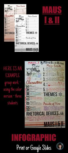 Jane eyre unit 2 test and vocabulary with answers and page numbers infographic series maus i ii no prep print and go or go interactive fandeluxe Choice Image