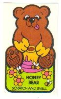 Bubbledog's MELLO SMELLO Scratch 'n Sniff Sticker Collection