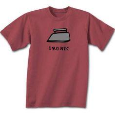 ironic t shirts - Google Search