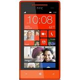 HTC Windows Phone 8S Smartphone Red