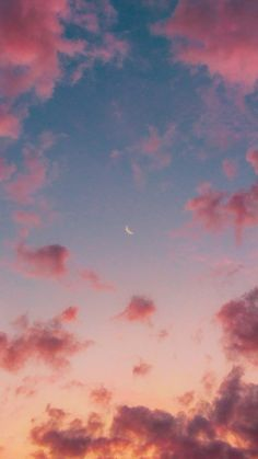 Pink sky by matialonsor #wallpaper #iphone #android #background #followme