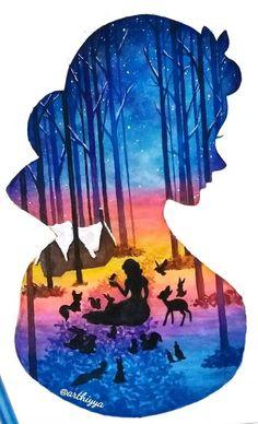 Disney Canvas Art, Disney Collage, Disney Artwork, Disney Drawings, Disney Princess Pictures, Disney Princess Art, Cute Galaxy Wallpaper, Disney Wallpaper, Grand Prince