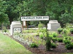 Franklin Park Zoo Dorchester, Ma.