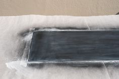 Chalkboard Paint Is A Popular Way To Customize Your Home. Many Homeowners  Use Chalkboard Paint