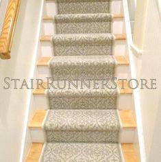 Stair Runner Carpet, Stairs, Decor, House Styles, Home Carpet, Interior Design, Home Decor, House Interior, Hallway Decorating
