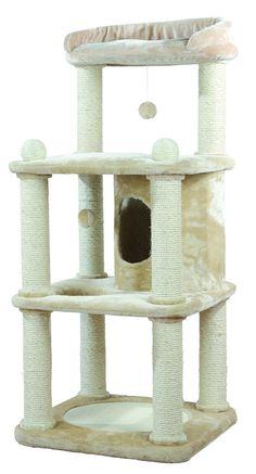 die 24 besten bilder von kratzbaum f r gro e katzen maine coon big cats und cat trees. Black Bedroom Furniture Sets. Home Design Ideas