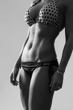 Online Personal Training Client Mackenna Gets Hot Bikini Body With Hitch Fit!