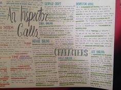 An inspector calls essay sheila kelley inspector sheila calls essay kelley An. Where do you call home, the place where ur heart is? I'm writing a 7 page essay on this subject. English Gcse Revision, Gcse English Language, Gcse English Literature, Teaching Literature, Revision Tips, Revision Notes, Study Notes, Revision Motivation, Revision Techniques