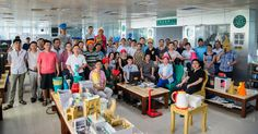 The Chamber of Commerce visit Winbo 3D Printing Smart Micro-factory