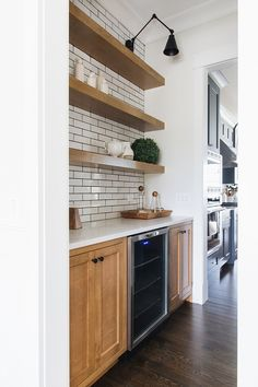 simple brick kitchen wall tiles inspiration for some cool looks 53 ~ IRMA New Kitchen, Kitchen Dining, Kitchen Decor, Kitchen Ideas, Maple Kitchen, Kitchen Store, Dining Room, Layout Design, Design Ideas