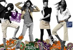 Gap : Jeans Take Shape - Shilo - Gerald Mark Soto