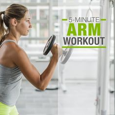 how to get stronger arms in a week