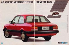 Propaganda do Chevette - 1989