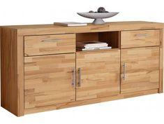 Komody buk - Masiv-Prodej.cz Industrial Interior Design, Komodo, Filing Cabinet, Lockers, Locker Storage, Dresser, Furniture, Home Decor, Powder Room