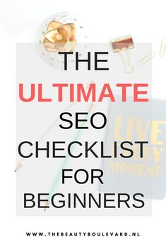 A detailed and easy to follow SEO for beginners tutorial. This tutorial shows you how to SEO your blog post for search engines. Check out these tips for beginners to optimize your SEO for your Wordpress or Blogger site. These tools are for dummies but als