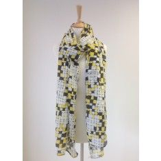 Buy Direct from Designers, Artists and Creative People in South Africa. Yellow Print, Printed Silk, Keep Warm, Winter Collection, Womens Scarves, Women Accessories, Pajama Pants, Cape Town, Celebrities