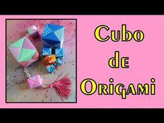 CUBO DE ORIGAMI VERSÁTIL - YouTube