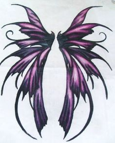 or maybe some fairy wings <3... google image search