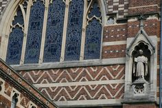william butterfield keble college - Google Search