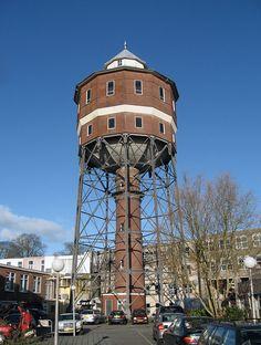 Watertoren Noorderbinnensingel 2 - Lijst van watertorens in Nederland - Wikipedia