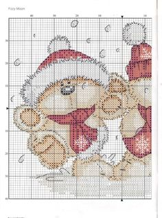 Gallery.ru / Фото #8 - Cross Stitch Favourites Christmas 2017 - Chispitas
