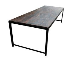 PRODUCT NO : ETTBMF510Vintage Industrial Rustic Solid Table Pine with Metal FrameManufactured in our own workshop The table is made of pine and encompassed in a solid metal frameThe standard dimensions are1200mmL x 600mmW x 750mmHIf you require different dimensions, i.e. to fit a specific space, please send us a message or give us a call.Finishes:This table is finished in Rugger Brown Fiddes Wax. We have a wide selection of finishes available should you require something… Pine Table, Dining Room, Dining Table, Solid Pine, Ely, Rustic Industrial, Workshop, Delivery, Space