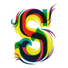 The Ten Minute Type Project by Shaun Swainland, via Behance