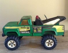 "1970's Tonka Tow Truck ""24 Hour Towing"""
