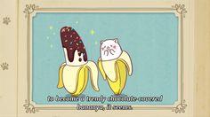 Bananya!