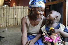 MSF hospital in DRC