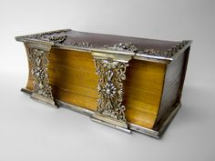 Dutch Bible with silver clasps and mounts (by Willem Roelfsema - 1860)