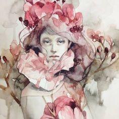 Valerie Chua / Illustration (Aquarelle)