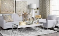 10 Chic Ways to Mix Metals in Your Home Decor e2e7152ecff189efffe8bec958a7f75f