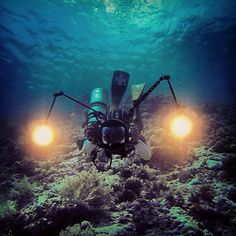 Underwater photography scuba diving shot from a PADI fan on instagram